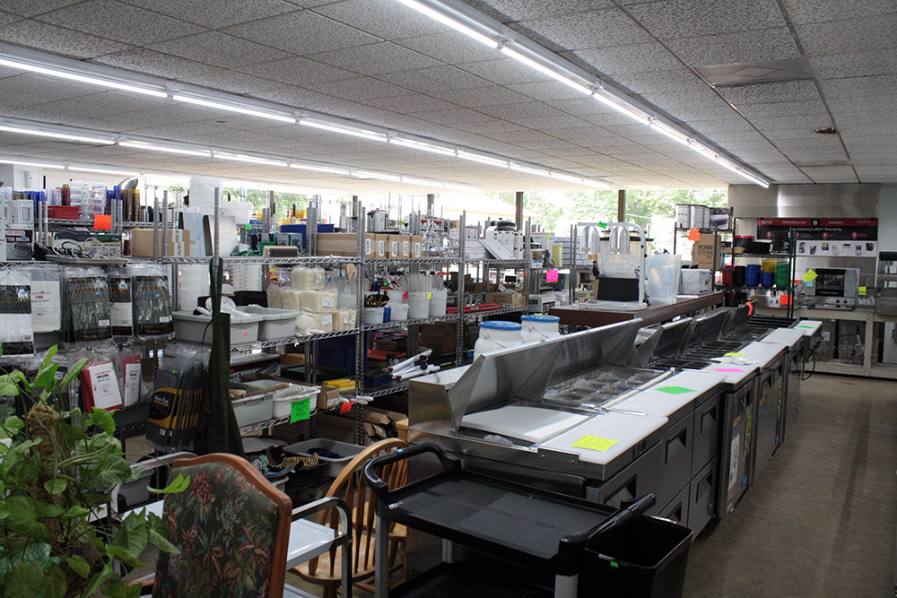 Used Foodservice Kitchen Equipment Restaurant Supplies Texarkana